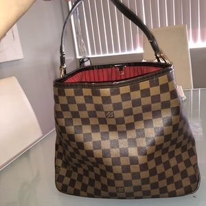 Louis Vuitton hobo purse